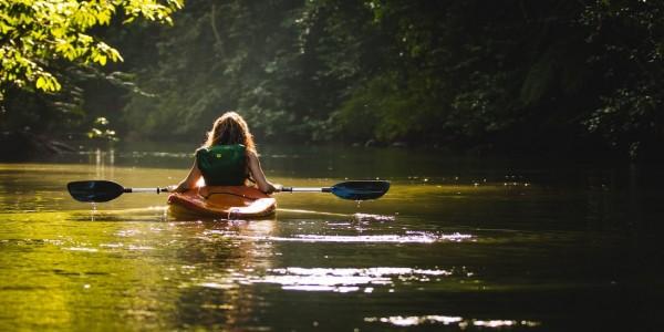 Kayaker Logo